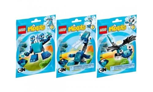 Коллекция - Синие Миксели 5003809 Лего Миксели (Lego Mixels)