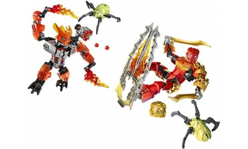 Комплект героев - Защитники Огня 5004459 Лего Бионикл (Lego Bionicle)