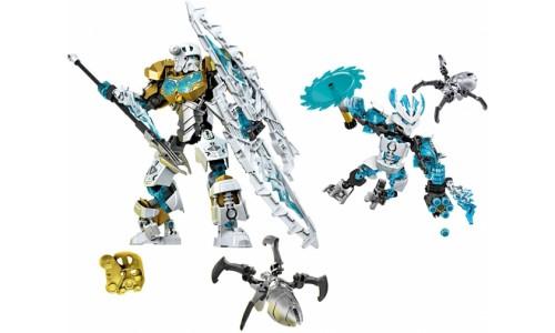Комплект героев - Защитники Льда 5004462 Лего Бионикл (Lego Bionicle)