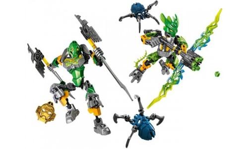 Комплект героев - Защитники Джунглей 5004463 Лего Бионикл (Lego Bionicle)