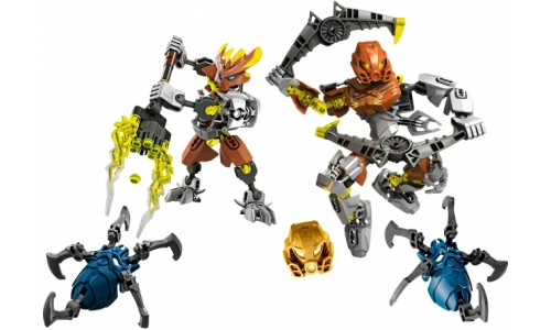 Комплект героев - Защитники Камня 5004465 Лего Бионикл (Lego Bionicle)