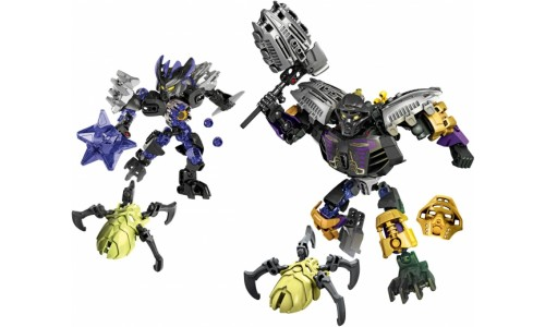 Комплект героев - Защитники Земли 5004466 Лего Бионикл (Lego Bionicle)
