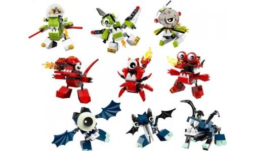 Коллекция: Миксели 4-я серия 5004549 Лего Миксели (Lego Mixels)