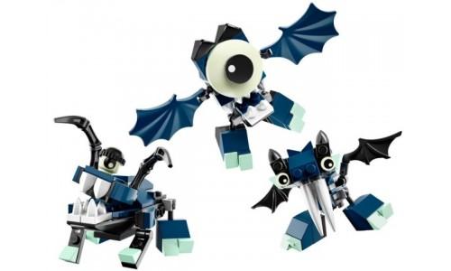 Коллекция - Глукисы 5004551 Лего Миксели (Lego Mixels)