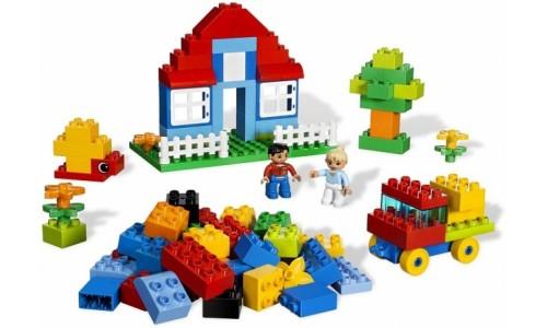 Огромная коробка DUPLO 5507 Лего Дупло (Lego Duplo)