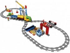 Большой набор поезд - 5609