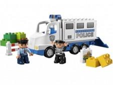 Полицейский грузовик - 5680