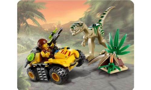 Засада целофизиса 5882 Лего Дино (Lego Dino)