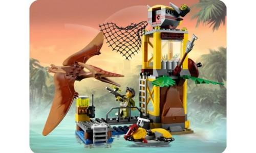 Цитадель птеранодона 5883 Лего Дино (Lego Dino)