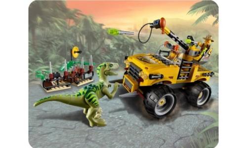 Охота на Раптора 5884 Лего Дино (Lego Dino)
