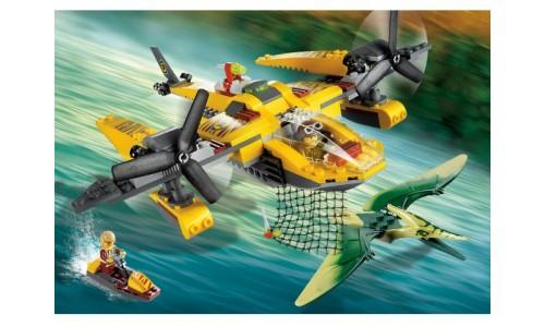 Океанический перехватчик 5888 Лего Дино (Lego Dino)