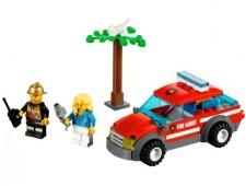 Автомобиль пожарного - 60001
