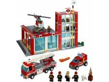 Пожарная часть - 60004