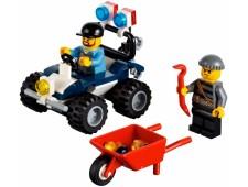 Полицейский квадроцикл - 60006