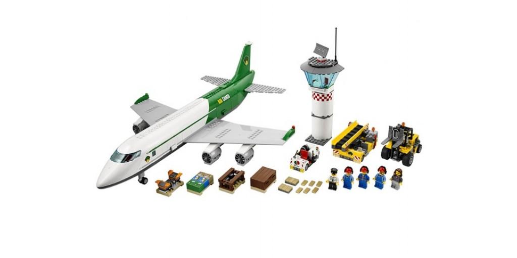 Лего сити аэропорт купить в москве