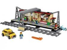 Железнодорожная станция - 60050