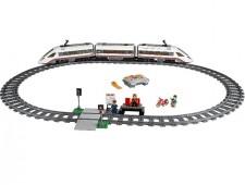 Скоростной пассажирский поезд - 60051