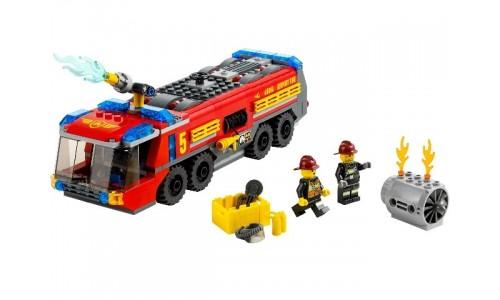 Пожарная машина для аэропорта 60061 Лего Сити (Lego City)