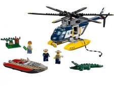 Погоня на полицейском вертолёте - 60067