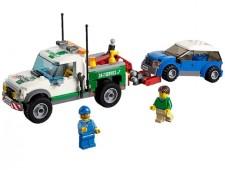 Буксировщик автомобилей - 60081