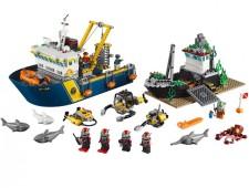Корабль исследователей морских глубин - 60095