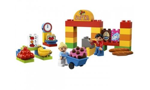 Мой первый супермаркет 6137 Лего Дупло (Lego Duplo)