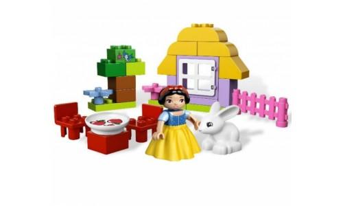 Домик Белоснежки 6152 Лего Дупло (Lego Duplo)
