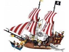 Корабль Бородатого капитана - 6243