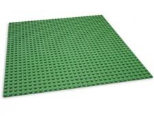 Зелёная строительная пластина - 626