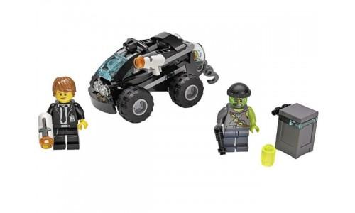Нападение с берега 70160 Лего Агенты (Lego Agents)