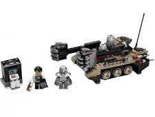 Проникновение гусеничного танка Тремора - 70161