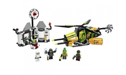 Ядовитое нападение Токсикиты 70163 Лего Агенты (Lego Agents)