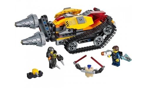 Кража бриллианта 70168 Лего Агенты (Lego Agents)