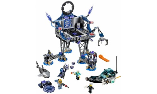 Тайный портал Антиматерии 70172 Лего Агенты (Lego Agents)