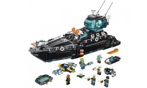 Океаническая штаб-квартира Ультра Агентов 70173 Лего Агенты (Lego Agents)