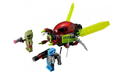Космический инсектоид 70700 Лего Галактический Отряд (Lego Galaxy Squad)