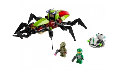 Кратерный Инсектоид 70706 Лего Галактический Отряд (Lego Galaxy Squad)