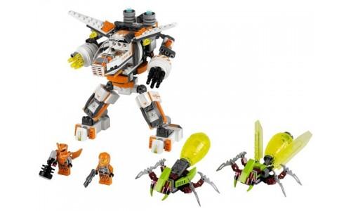 Боевой Робот CLS-89 70707 Лего Галактический Отряд (Lego Galaxy Squad)
