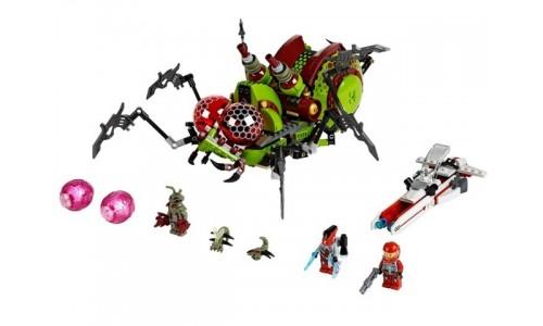Паук-Инсектоид 70708 Лего Галактический Отряд (Lego Galaxy Squad)