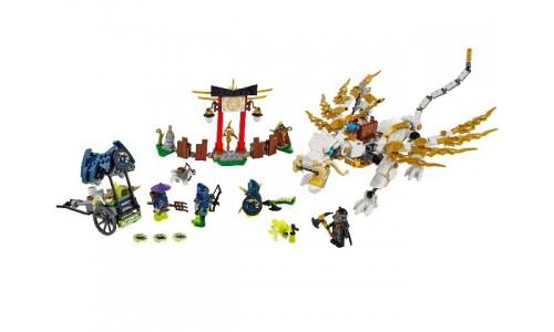 Дракон Сэнсэя Ву 70734 Лего Ниндзя Го (Lego Ninja Go)