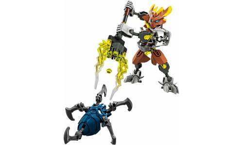 Страж Камня 70779 Лего Бионикл (Lego Bionicle)