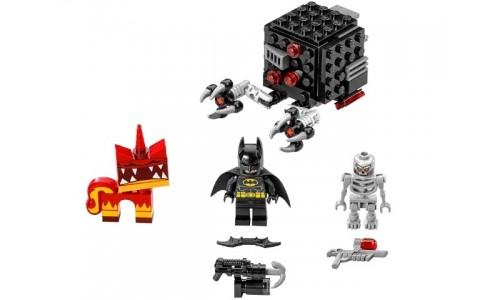 Бэтмен и Супер Злая Кисонька атакуют 70817 Лего Фильм (Lego Movie)