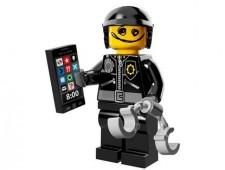 Минифигурки Лего Фильм - Плохой полицейский - Хороший полицейский - 71004-7