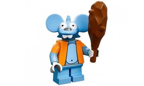 Минифигурки Симпсоны - Щекотка 71005-13 Лего Минифигурки (Lego Minifigures)