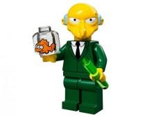 Минифигурки Симпсоны - Мистер Бёрнс - 71005-16