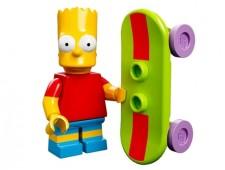 Минифигурки Симпсоны - Барт Симпсон - 71005-2
