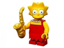 Минифигурки Симпсоны - Лиза Симпсон - 71005-4
