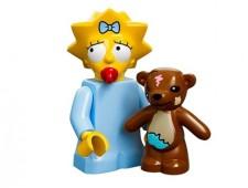 Минифигурки Симпсоны - Мэгги Симпсон - 71005-5