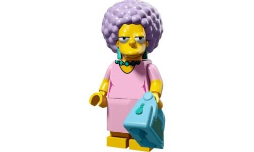 Минифигурки Симпсоны 2-й выпуск - Пэтти Бувье 71009-12 Лего Минифигурки (Lego Minifigures)