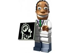 Минифигурки Симпсоны 2-й выпуск - Доктор Хибберт - 71009-16